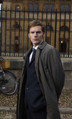 Endeavour Morse - I love this show!
