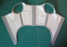 Elizabethan corset tutorial