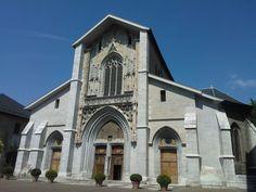 Chambéry - Cathédrale de Saint-François-de-Sales