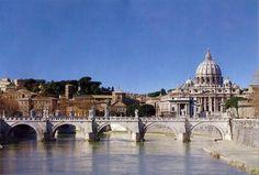 Lungotevere Rome, Italy