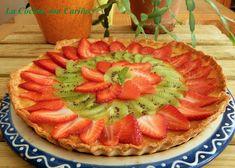 Un postre delicioso, fácil y fresco Fresco, Watermelon, Pie, Desserts, Food, Cooking Recipes, Apple Cakes, Traditional Kitchen, Homemade Food