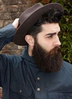 Look. At. That. Beard.