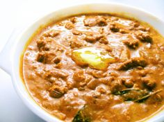 butter-chicken Indian Food Recipes, Asian Recipes, Ethnic Recipes, Butter Chicken, Cheeseburger Chowder, Curry, Food And Drink, Soup, Baking