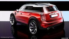 2017 MINI Countryman and Countryman E Plug-in-Hybrid Wallpaper