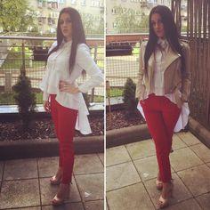 Udanej majówki! ✌️️ #hello#monday#styleoftheday#look#zara#zarajacket#lovethisshop#polskadziewczyna#makeup#home#shoes#deez24#fit#longhair#brunette#blackhair#photooftheday#girl#polishwomen#cosmetology#majówka http://tipsrazzi.com/ipost/1505213233684860952/?code=BTjl3YJANAY