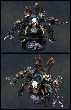 Ork Deff Dread - 40k