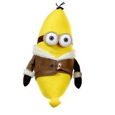 Minions Kevin - Bananas (70cm) #minion #minions #kevin #bob #pluche #speelgoed #knuffel #minionsartikelen