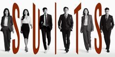 """""""Suits"""" Drops Official Posters Of Cast Looking Sleek And Stylish Korean Actresses, Korean Actors, Suits Serie, K Pop, Suits Drama, Kdrama, Suits Korean, 17 Again, Korean Drama Movies"""