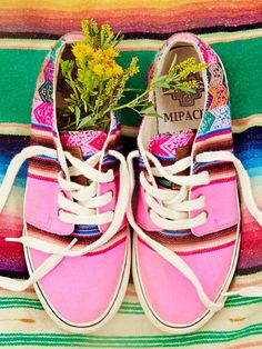 Mipacha Santiago Sneaker at Free People Clothing Boutique