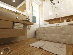 Au Naturel - zdjęcie od Pracownia projektowa: Living by Design - sztuka tworzenia przestrzeni - Łazienka - Styl Skandynawski - Pracownia projektowa: Living by Design - sztuka tworzenia przestrzeni