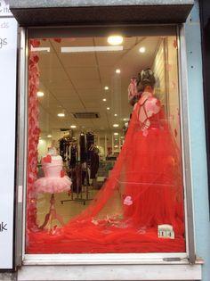Valentines 2014 window display