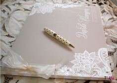 #Guestbook - Lace