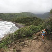 LOVE that Runner's World found the Kapa'au run.  I love running in NJ, but when it comes to running in HI, it's just not a fair fight...