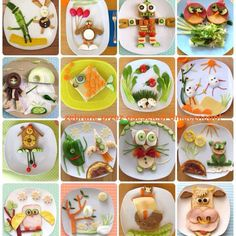 Fun ideas for kids meal times