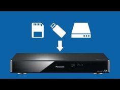 DMR-BST755 Blu-ray Recorder (silber) - Panasonic