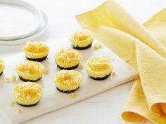 Individual Orange and Chocolate Cheesecakes recipe from Giada De Laurentiis via Food Network