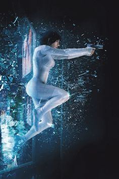 Ghost In The Shell : Photo