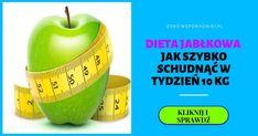 Mamy plan, aby schudnąć nawet 10 kg w 5 dni!Wszystko, co musisz zrobić, to przestrzegać zasad jakie przewiduje dieta jabłkowa. Cooking Timer, Fruit, Food, Meringue, Merengue, Hoods, Meals