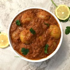 Spicy Potato Curry - Vegan Dum Aloo