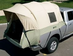 Truck Bed Tent from Cabelas. Got to have this for my husband, Great christmas gift