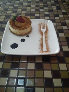 Pastelito de manzana #dulcetentacion