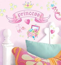 Main Street Wall Creations Jumbo Stickers Princess U003eu003eu003e Click Image To  Review More Details