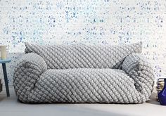 Italy's Gervasoni Create The Nap-Friendly Nuvola Sofa Collection.