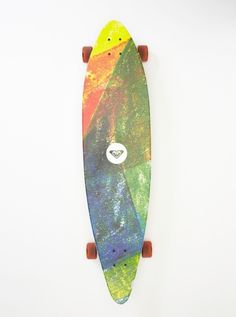 Waverly's newest addition to her board collection.