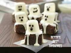 Brownie ghost