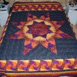 Quilt - Colcha para cama patchwork
