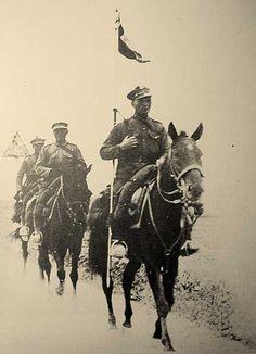 Polish cavalry, ułani, kawaleria polska Thunder Strike, Sounds Like, Warfare, Troops, Art History, Poland, Lightning, Weapons, War Horses