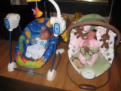 In case I have twins. Top 10 Essentials for Raising Twins During the First Year