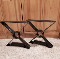 ESTILO 001 patas de acero patas de metal acero por MooseheadMetals