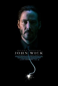 #moviereviews at The Film Guide #pinterest #johnwick #keanureeves