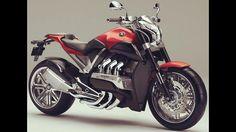 Click image for high-res shots The original Honda Gold Wing was a standard-style motorcycle. Honda has pretty much abandoned the high-output naked bike mar Motos Honda, Honda Bikes, Honda Cbx, Honda Valkyrie, Concept Motorcycles, Honda Motorcycles, Vintage Motorcycles, Motorcycle News, Moto Bike