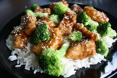 Chinese Chicken and Broccoli - Recipe