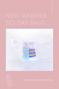 Celebrate your new members this recruitment with the Newbie Love bundle! Gift bag includes a sorority decal, hair tie set, and button set. Phi Sigma Sigma Gift Bags   Phi Sigma Sigma Bid Day   Phi Sig New Member Gifts   Phi Sigma Sigma Recruitment   Sorority Bid Day   Sorority Recruitment   Bid Day Bags   Sorority New Member Gift Ideas #BidDayGifts #SororityRecruitment Alpha Epsilon Phi, Phi Sigma Sigma, Alpha Sigma Alpha, Alpha Chi Omega, Sorority Bid Day, Sorority Recruitment, Bid Day Gifts, Delta Chi, Bid Day Themes