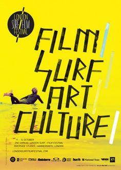 2nd London Surf Film Festival