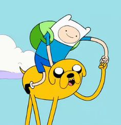 Adventure Time, come on grab your friends, we'll go to very distant lands, jake the dog and finn the human, the fun will never end! Fin And Jake, Jake The Dogs, Adventure Time Tattoo, Adventure Time Finn, Kids Cartoon Characters, Cartoon Tv Shows, Adventure Time Characters, Best Cartoons Ever, Finn The Human
