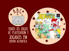 3D Shooting Tkool  - Gameplay comentado em português [ABC do PS1]