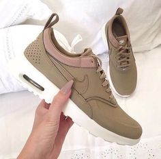 ac16359950664 nike nike sneakers sneakers tan nike running shoes beige sneakers taupe  shoes exactly like this nude sneakers nike shoes nude air max nike air max  thea