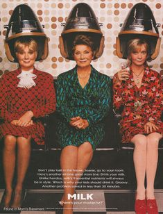*Mrs Partridge (Shirley Jones) Mrs Cunningham (Marion Ross) Mrs Brady (Shirley Jones)!