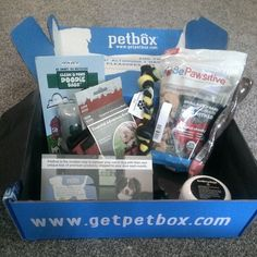 Mama Smith's Blog: Khaleesi's First #PetBox