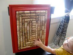 cork cork board