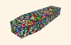 Children's Caskets | Colourful Coffins