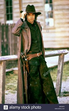 Shaun in Once Upon A Texas Train