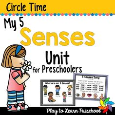 Popcorn - 5 Senses Activity for Preschoolers