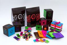 LANUIT CHOCOLATES Packaging