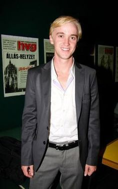 Appearances > 2009 > 'The Disappeared' Screening - tom-felton Photo