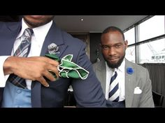 Learn How To Fold A Pocket Square In A Few Stylish Ways by Harry Rosen - YouTube